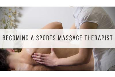 Sports massage therapist career