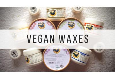 Songbird Naturals vegan massage and reflexology waxes