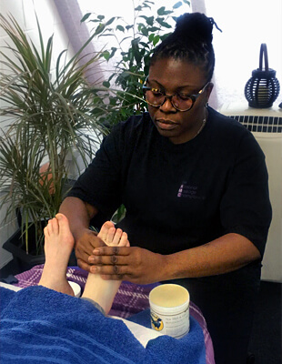 Reflexology Wax