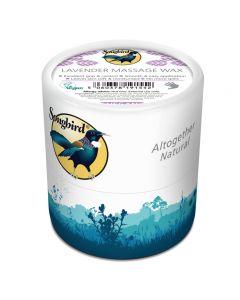 Vegan Lavender Massage Wax